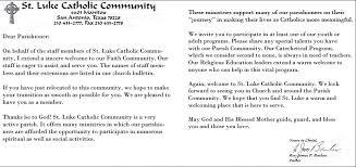 Church Wel e Letter