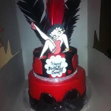 Betty Boop Bath Set by Betty Boop Cake Betty Boop Cake And Birthdays