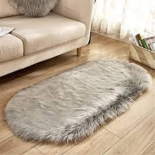 de dhhy plüsch teppich plüsch oval teppich home