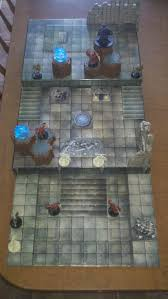 dungeons and dragons tiles master set what i learned from dungeon of the ghost tower the learning dm