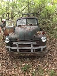 100 1950 Chevy Truck Frame Swap Chevy 6400 Flatbed Expedition Build Expedition Portal
