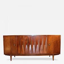 American Of Martinsville Dining Room Furniture by American Of Martinsville Mid Century Danish Modern Walnut
