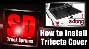 Trifecta Bed Cover by 2004 2012 Chevy Canyon Colorado 6 Ft Bed Trifecta Tonneau