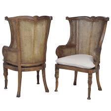 Stained Cane Wing Back Chairs - Pair | Dining Room | Cane ... Pair Of Regency Style Round Cane Back And Upholstered Walnut Side Chairs South San Francisco Trove Market Louis Xv Style Living Room Suite Thrifty Under 50 How To Paint Wood Cane Back Chairs Ncepcionlucaco Nilkamal Fniture Hancock Moore Living Room Somerset Chair Han1347 Walter E Smithe Design Popular Weatherproof Wicker Patio 39 Our Favorite Accent 500 Rules Beville Couches Kitchen Ding For Sale Table And Din Rustique Restoration Vintage