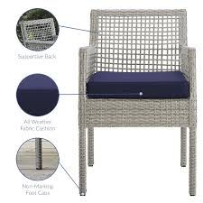Modway Aura Outdoor Patio Wicker Rattan Dining Armchair EEI-2920 Modway Endeavor Outdoor Patio Wicker Rattan Ding Armchair Hospality Kenya Chair In Black Desk Chairs Byron Setting Aura Fniture Excellent For Any Rooms Bar Harbor Arm Model Bhscwa From Spice Island Kubu Set Of 2 Hot Item Hotel Home Office Modern Garden J5881 Dark Leg