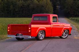 A Cardinal Red, Coyote-Powered 1960 Ford F-100 You Just Can't Miss ... Why Nows The Time To Invest In A Vintage Ford Pickup Truck Bloomberg 1960 F100 Classics For Sale On Autotrader This Sema Build Will Make You Say What Budget Wheels Pinterest Trucks And Classic Ranchero Red Motormax 79321acr 124 F1 Street Legens Hot Rods The Show 2016 Youtube Ford 12 Ton Short Bed 460 Big Block Power C6 Frankenford With Caterpillar Diesel Engine Swap Classiccarscom Cc708566 To 1970 Trucks For Best Resource Nice Lowered Stance Satin Black Paint Job