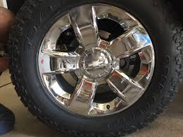100 Chevy Truck Wheels For Sale 20 OEM Silverado LTZ Wheels Car Um