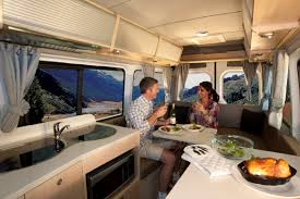 Motorhomes Available From Just Go NZ
