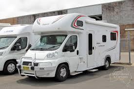 Used Motorhomes And Caravans