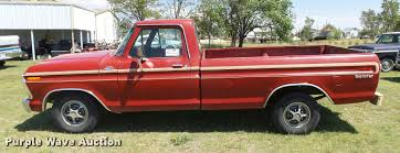 1978 Ford F150 Ranger Explorer Pickup Truck | Item DB2555 | ...