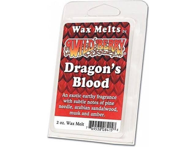 Wild Berry Wax Melts - 2oz - Dragon's Blood