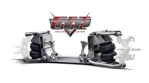 63-72 C10 Front Suspension Kit By GSI Machine & Fabrication - C10 ...