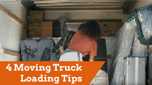 100 Packing A Moving Truck 4 Loading Tips
