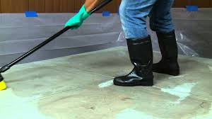 Behr Garage Floor Coating by Preparation For Uncoated Surfaces For Paints U0026 Stains Youtube