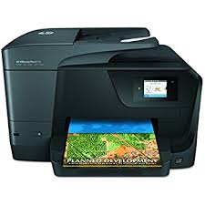 HP M9L66A Office Jet Pro 8710 All In One Printer Copy Fax