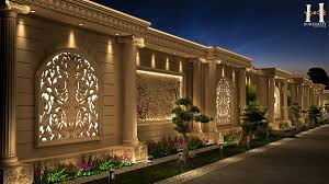 Classic Boundary Wall Design On Behance Boundary Wall Design For Home In India Indian House Front Home Elevation Design With Gate And Boundary Wall By Jagjeet Latest Aloinfo Aloinfo Ultra Modern Designs Google Search Youtube Modern The Dramatic Fence Designs Best For Model Gallery Exterior Tiles Houses Drhouse Elevation Showing Ground Floor First