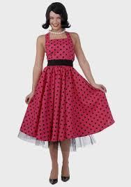50s polka dot dress naf dresses