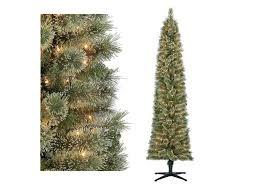 Slim Christmas Tree Pencil Skinny