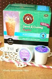 Iced Coffee K Cups Type But This Chocolate Fudge Sundae Really Kicks