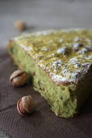 cake a la pate de pistache moelleux à la pistache culinaire by minouchka