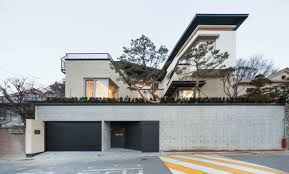 100 South Korean Houses Naegok V House Jhy Architect Associates ArchDaily
