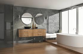 badezimmermöbel aus holz neuesbad magazin
