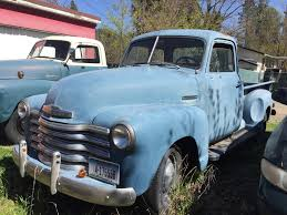 1953 Chevy 5 Window Pickup Project Has Plenty Of Potential, If The ... 1951 Chevy Truck No Reserve Rat Rod Patina 3100 Hot C10 F100 1957 Chevrolet Series 12 Ton Values Hagerty Valuation Tool Pickup V8 Project 1950 Pickup Youtube 1956 Truck Ratrod Shoptruck 1955 Shortbed Sold 1953 Pick Up Seven82motors Big Block Hooked On A Feeling 1952 Truck Stored Original The Hamb 1948 Project 1949 Installing Modern Suspension In An Early Classic Cars For Sale Michigan Muscle Old