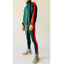 FOG Fifth Collection Track Jacket Quarter Men And Women Couple Spell Color Sports Vintage OVERSIZE HFYTJK025