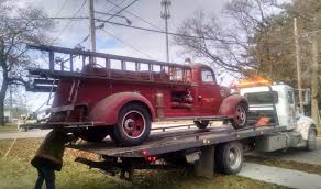 100 Antique Fire Truck Fire Truck In Need Of Repairs As Well As A New Home News