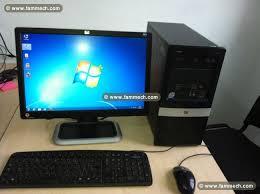 ordinateur de bureau hp bonnes affaires tunisie ordinateurs de bureau pc bureau hp 2