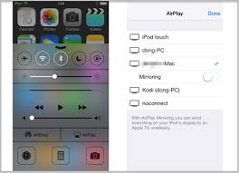 How to Enable AirPlay on iPhone X 8 7 iOS 11