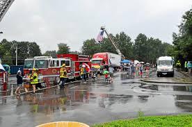 100 Area Trucks Big Fundraiser Large Trucks Delight Kids Help Area Museum News