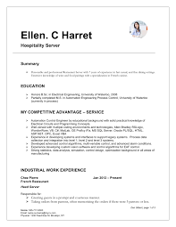 Full Guide: Restaurant Server Resume | +12 PDF Examples | 2019 Example Waitress Resume Restaurant Sver Sample Monstercom Rumes For Food Svers Qualified Examples Service Objective Inspirational Restaurant Resume Objective Examples Kozenjasonkellyphotoco Floating Skills Awesome Image Collection Exelent 910 Food Sver Skills Samples Pin On Template And Format How To Write A Perfect Included Hairstyles For Stunning