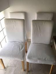 esszimmer stühle 4 stück henriksdal ikea