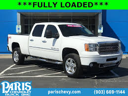 Used 2012 GMC Sierra 2500HD Denali Stock#39049A Summit White 4WD 2012 Gmc Sierra 2500hd New Car Test Drive Preowned 1500 Work Truck Regular Cab Pickup In Overview Cargurus Denali Utility Crew Factory Fresh Truckin Magazine Review 2500 Hd 4wd Autosavant Used At Expert Auto Group Inc Margate Gmc Owners Manual The Price Trims Options Specs Photos Reviews Listing All Cars Sierra Denali