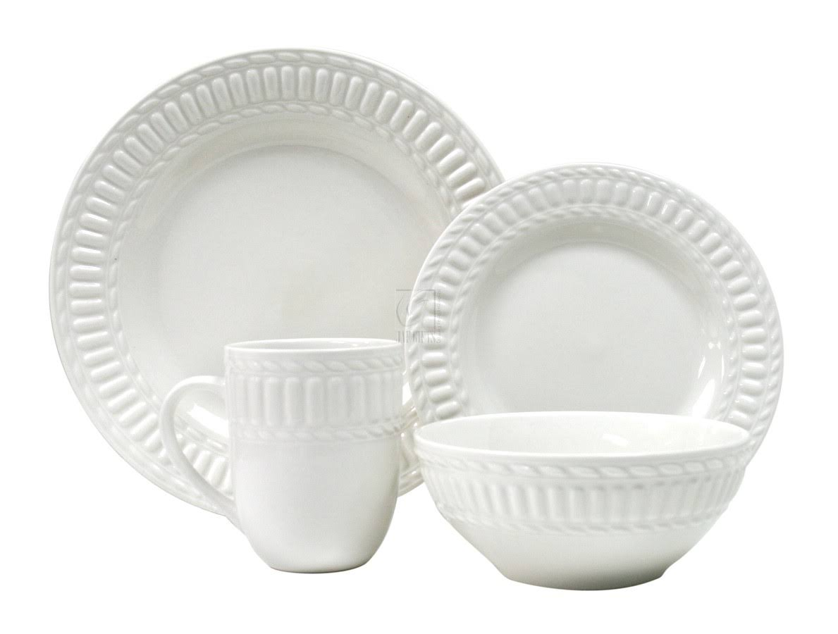Cca International Artica Dinnerware Set - 16pcs