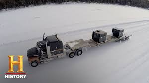100 Ice Road Trucking Truckers Joining Forces Season 10 History Trucker