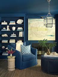 25 blaue wohnzimmer design ideen dekorationn