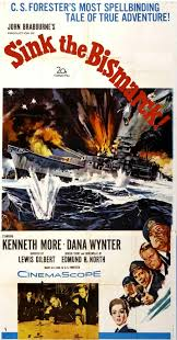 Sink The Bismarck Johnny Horton by Sink The Bismarck 1960 U2013 Filmbobbery