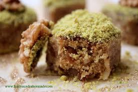 recettes de cuisine tunisienne pâtisserie tunisienne hrissa hloua les joyaux de sherazade
