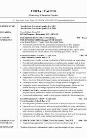 Beautiful Great Teacher Resumes Free Professional Resume Examples