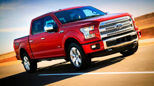 100 Ford Truck F150 2015 Has More New Patents Than Any Before
