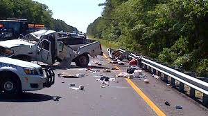6 Ejected, 2 Killed In Serious Crash Along AC Expressway - NBC 10 ... Union Firefighters Extricate Driver From Rt 78 Truck Accident 11815 Nj Turnpike I95 Crash Black Ice Trailer Flip Youtube Chesterfield Animation 3 People Killed In Involving Ctortrailer On I280 East Garbage Truck Crashed Into A Wooded Area Of Goffle Brook Park In Man Dies With New Jersey Police Nbc Crashes After Losing Brakes On Hill Hawthorne 1 Dead Overturned Flyengulfed Dump Shuts Down Two 43 Injured School Bus Torn Apart Crash Tractor Trailer Overturns Route 55 Harrison Twp Gloucester 322 Reopens Headon Logan 6abccom