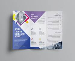 Free Brochure Templates For Word 2010 Best Tri Fold Template