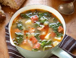 cuisiner chou frisé chorizo encyclopédie wikibouffe