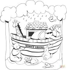 Click The Noahs Ark Coloring Pages