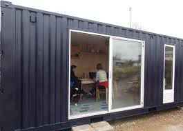 100 Shipping Container Studio Conversion CNC Router Cornwall CNC Machine