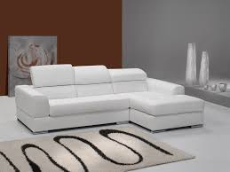 canapé cuir contemporain design canape cuir blanc design affordable canape d angle simili cuir