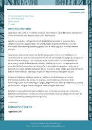 Carta Poder German