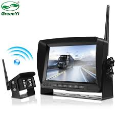 2018 Update Digital Wireless Backup Camera And Monitor Kit For Truck ... Podofo 7 Wireless Monitor Waterproof Vehicle 2 Backup Camera Kit System The Newest Upgraded Digital Amazoncom Yada Bt53872m2 Matte Black Best Aftermarket Backup Cameras Back Out Safely Safewise Ir Night Vision Car Phone Reversing For Trucks Garmin Bc 30 Truck Camper 010 8 Of 2018 Reviews Rv Welcome Quickvu Features Benefits Ip69k With 43 Dash